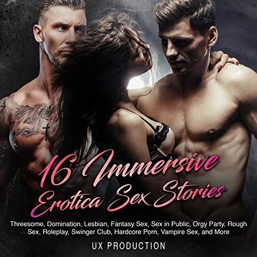 『16 Immersive Erotica Sex Stories Bundle』のカバーアート