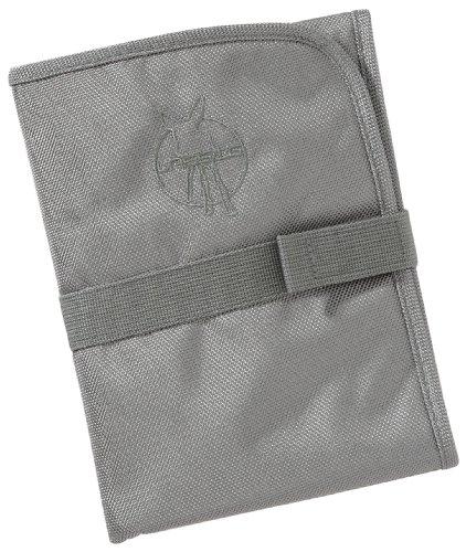 Lässig LCM104 – Classic Changing Mat, design : Solid, Couleur : Gris