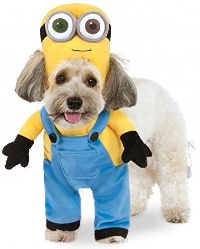 Rubies Minion Bob Arms Pet Suit,Small