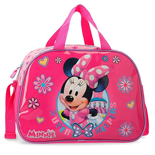 Bolsa de viaje 40cm Minnie Super Helpers