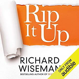 Rip It Up audiobook cover art