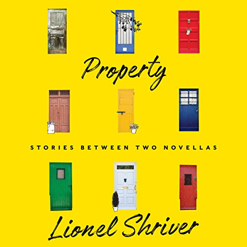 Property audiobook cover art