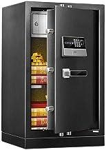 Master Lock Fireproof Safe Electronic Fingerprint Fire Lock Fireproof Digital Home Combination Box Steel Alloy Drop Safe I...