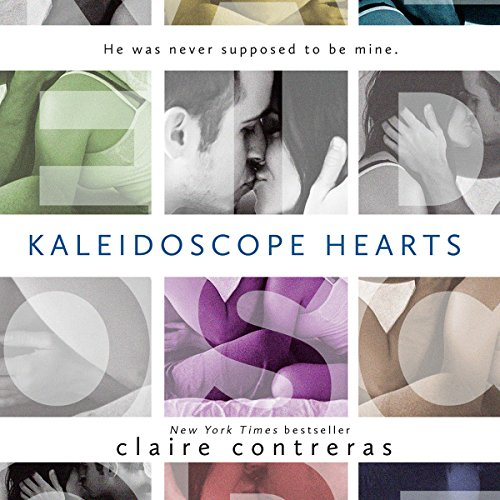 Kaleidoscope Hearts audiobook cover art