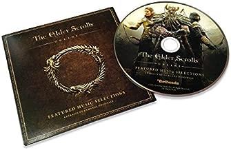 elder scrolls online cd