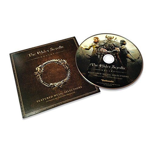 The Elder Scrolls Online: Featured Music Selections (Soundtrack CD)
