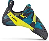 Scarpa Furia Air Kletterschuhe Baltic Blue/Yellow