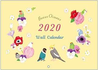 オリエンタルベリー 2020年 カレンダー 壁掛け ボーオワゾー OC-7028