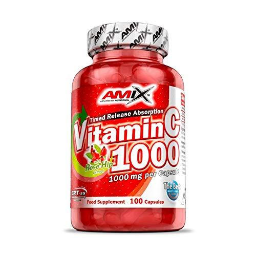 AMIX Vitamin C 1000 - 100 Caps