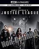 Zack Snyder's Justice League (Date provisoire. Sortie Prochaine) [4K Ultra HD + Blu-Ray]