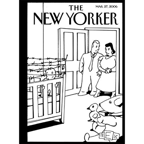 The New Yorker     March 22, 2006              By:                                                                                                                                 Hendrick Hertzberg,                                                                                        Ben McGrath,                                                                                        Calvin Trillin,                   and others                          Narrated by:                                                                                                                                 uncredited                      Length: 1 hr and 47 mins     Not rated yet     Overall 0.0