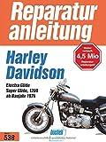 Harley-Davidson Electra Glide / Super Glide 1200: Ab Baujahr 1974 (Reparaturanleitungen) -