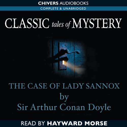 Classic Tales of Mystery: The Case of Lady Sannox copertina
