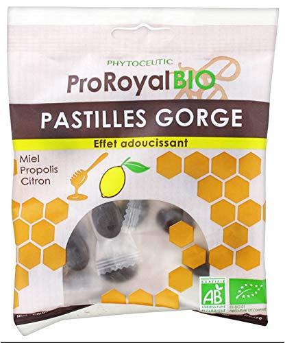 PROROYAL Pastilles Gorge Miel-Citron 50 g