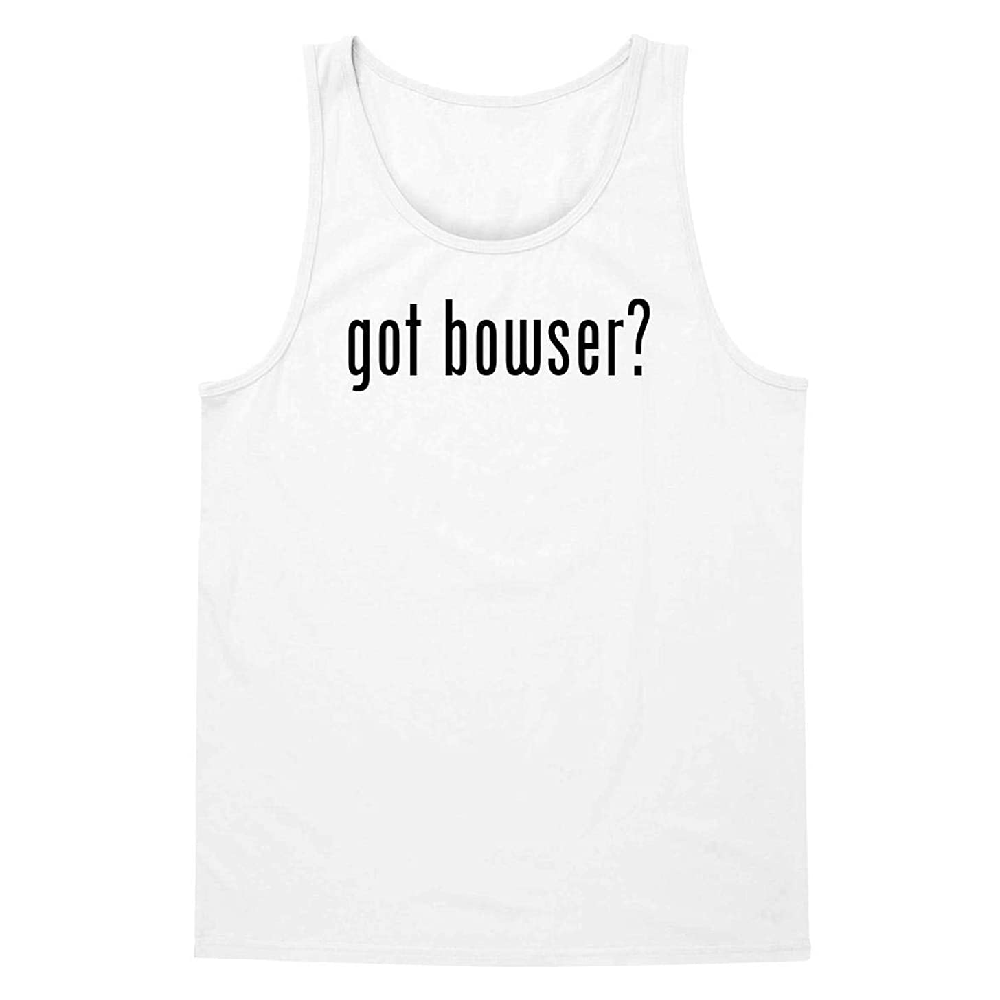 The Town Butler got Bowser? - A Soft & Comfortable Unisex Men's & Women's Tank Top
