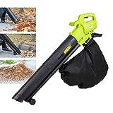 Best Leaf Vacuums - 3000W Garden Leaf Blower Vacuum Shredder, 3 in Review