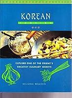 Korean Cooking 193104032X Book Cover