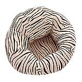 JUGUETE Sofá de asiento de soporte para bebé portátil Sofá para niños Silla de asiento Silla de asiento Sofá Sofá Dibujos animados Animal Peluche Niños Juguete Bebé Sofá Protector Aprendizaje Silla Si