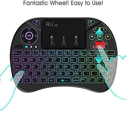 Rii ES-I8X RGB