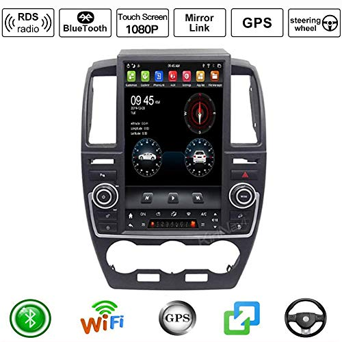 para Land Rover Freelander 2 Sat Nav Doble DIN Car Stereo Radio Navegación GPS 13.6 Pulgadas Unidad Principal Reproductor Multimedia Receptor de Video Carplay DSP RDS