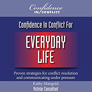 Confidence in Conflict for Everyday Life cover art