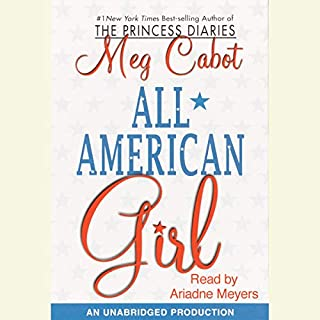All-American Girl audiobook cover art