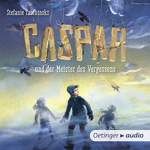 Caspar und der Meister des Vergessens audiobook cover art