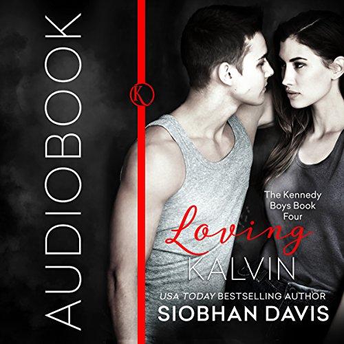 Loving Kalvin audiobook cover art