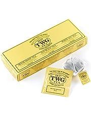 TWG Tea | Moon and Sky Selection, surtido especial de 3 variedades en 15 bolsitas de algodón cosidas a mano en caja de regalo de 37,5g