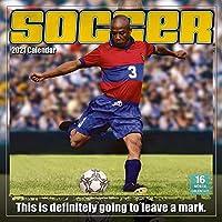 Soccer 2021 Calendar