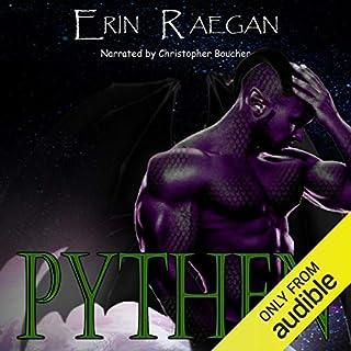 Pythen: An Alien War Romance cover art