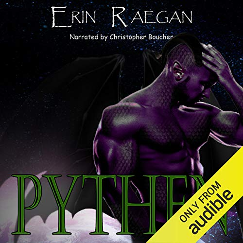 Couverture de Pythen: An Alien War Romance