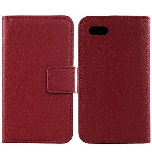 Gukas Design Echt Leder Tasche Für ASUS ZenFone 4 Max ZC520KL 5.2