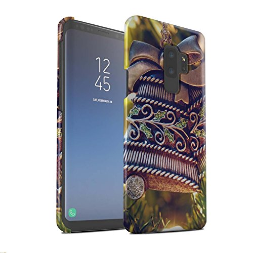 Stuff4 Phone Case/Cover/Skin/SG-3DSWM / Christmas Photo Collection Samsung Galaxy S9 Plus/G965 Messing bel.