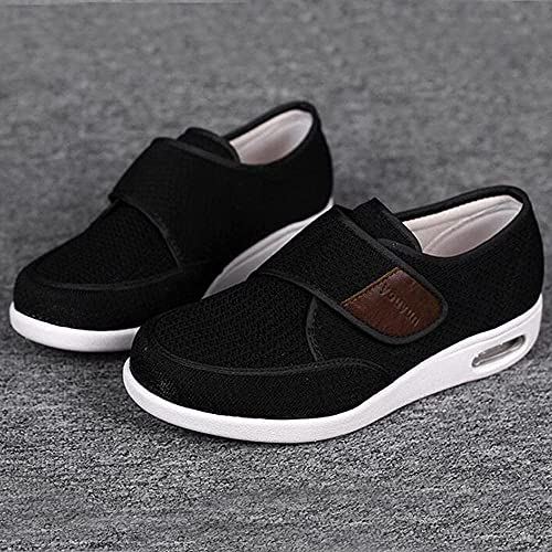 QDCZDQ Hommes Femmes Ajustable Chaussures, Chaussures Summer Summer Spring, Lumière Portable Respirant Grand Taille Casual Air Tapis Chaussures