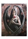 Fantastisches Anne Stokes Design - Angel Rose - Eine
