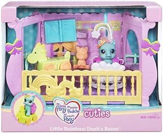 My Little Pony Newborn Cuties Playset Little Rainbow Dash's Room