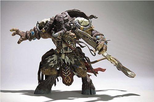 envío rápido en todo el mundo World of Warcraft Tauren Tauren Tauren Hunter  Korg Highmountain Figure by DC Comics  ahorre 60% de descuento