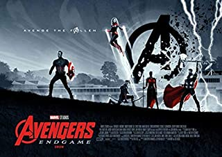 AVENGERS ENDGAME (2019) - AMC IMAX Exclusive 11