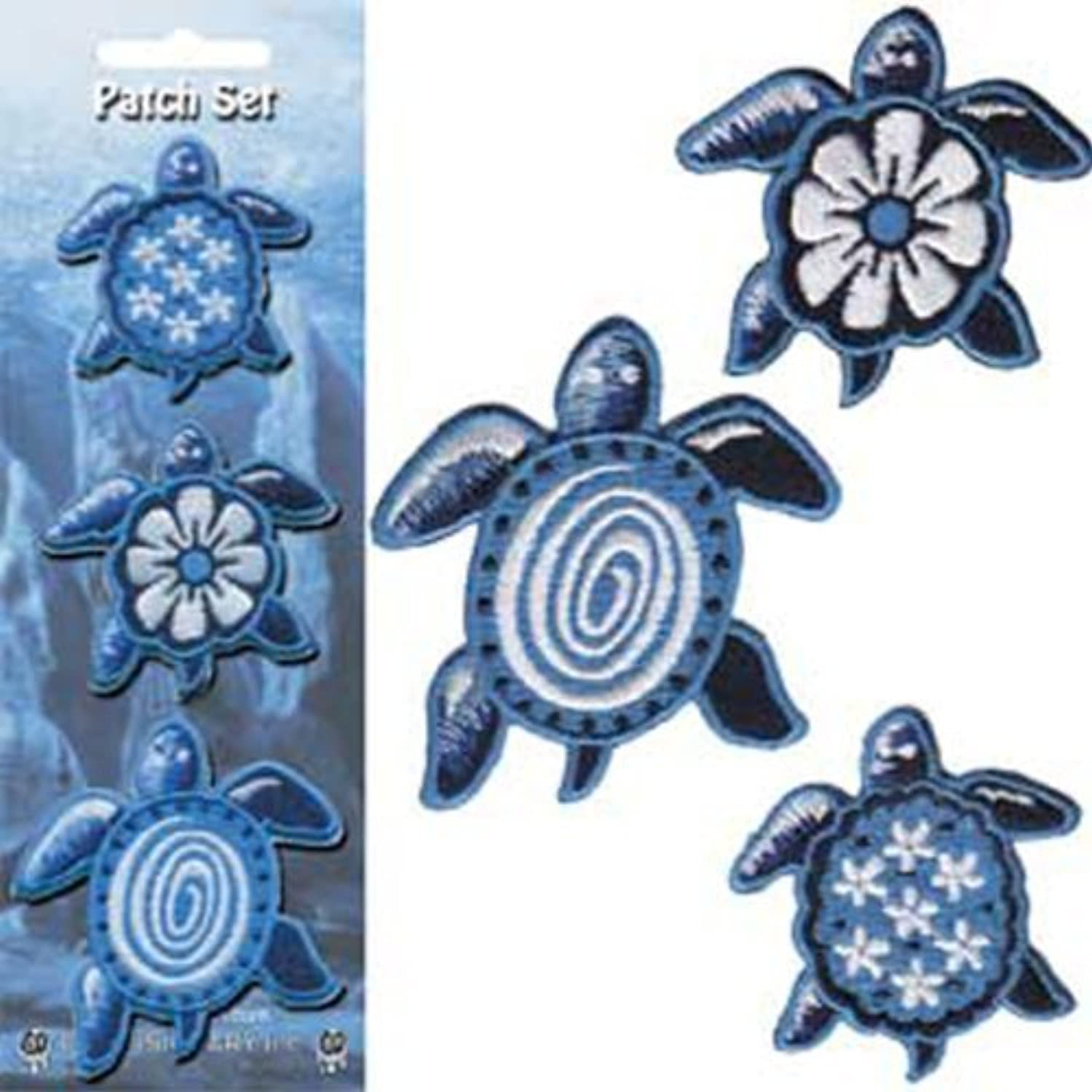 Application blueee Turtles Patch Set, 3Piece by Application