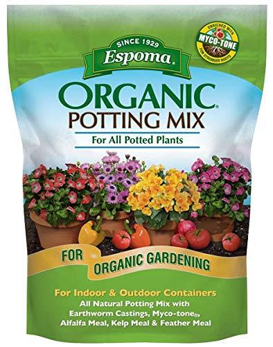 Espoma AP2 Organic Potting Mix, 2 Cubic Feet