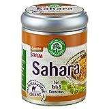 Sahara especia para arroz y cuscús BIO 65 g - LEBENSBAUM