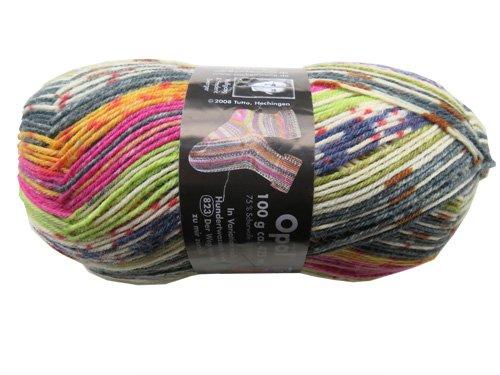 Opal Sockenwolle nach Hundertwasser Der Weg von mir zu Dir zurück
