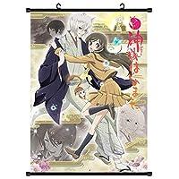 アニメ神様はじめましたアニメマンガウォールスクロールリールポスター家の装飾ファンがアートギフトを集める 19.7x29.5inch/50x75cm