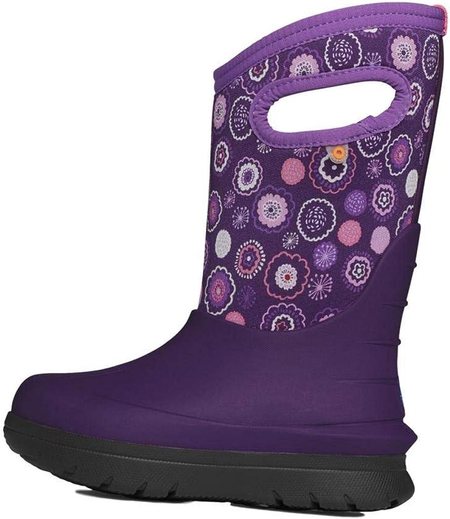 BOGS Kids Neo-Classic Big Geo Rain Boots