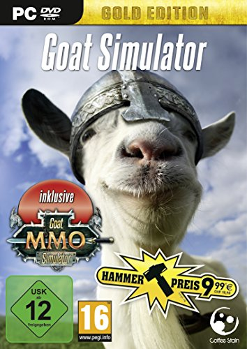 Goat Simulator - Ziegen-Simulator (Gold Edition)