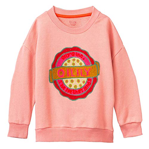 Oilily Mädchen Sweat-Shirt Heritage-104 - Kindermode : Mädchen