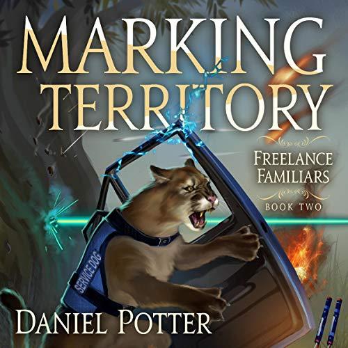 『Marking Territory』のカバーアート