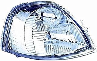 Equal Quality GA3140 FANALE ANTERIORE DESTRO DX BIANCO MODUS Dal 2004 al 2007