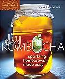 DIY Kombucha: Sparkling Homebrews Made Easy (Homegrown City Life)